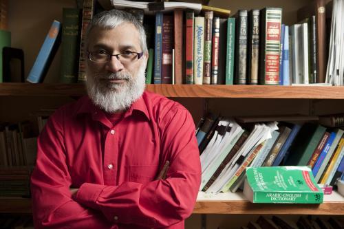 Professor Shawkat M. Toorawa joins Yale-NELC.