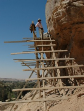 Oldest Rock Art in Egypt Discovered by Belgian Team and Yale's Darnell